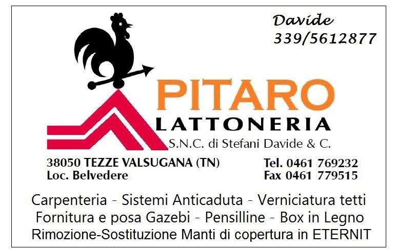 pitaro lattoneria
