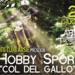 """HOBBY SPORT """"Col del Gallo"""" – si ricomincia"""
